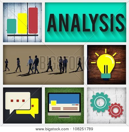 Analysis Strategy Study Information Planning Concept