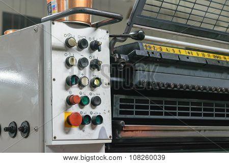 Offset Paper Machine