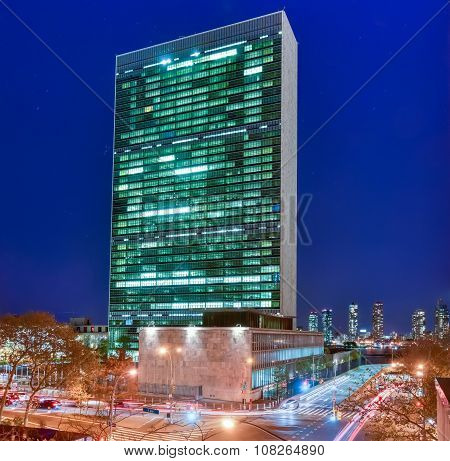 United Nations Building - New York