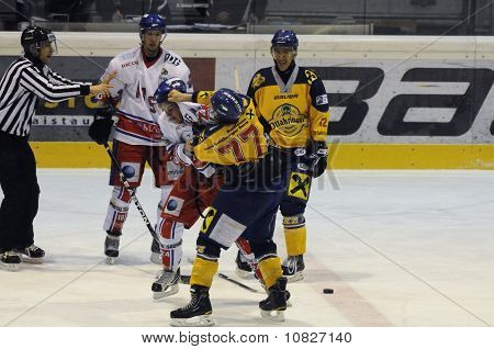 EK Zell am See vs. ATSE Graz