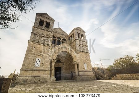 Christian Church On Mount Tabor