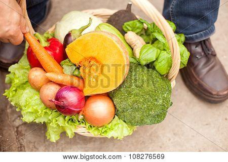 Look at this wonderful fresh healthy food