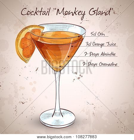 Cocktail Monkey Gland