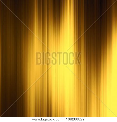 Futuristic Abstract Glowing Party Golden Background