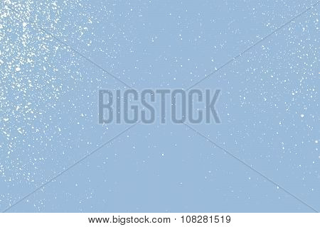 White snow abstract winter background.