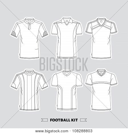 Footbal Kit 2
