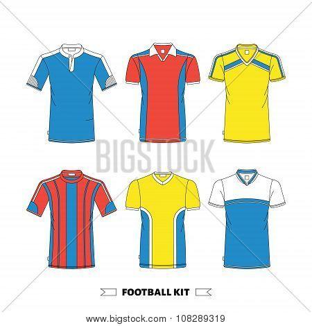 Footbal Kit 4