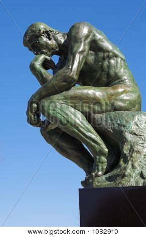 The Thinker - St Paul #1