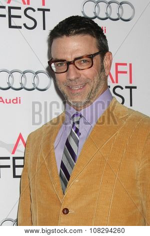 LOS ANGELES - NOV 12:  Keith Allan at the AFI Fest 2015 - Presented by Audi - The Big Short Gala Screening at the TCL Chinese Theater on November 12, 2015 in Los Angeles, CA