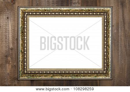 Empty Horizontal Frame