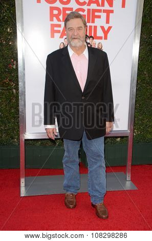 LOS ANGELES - NOV 12:  John Goodman at the