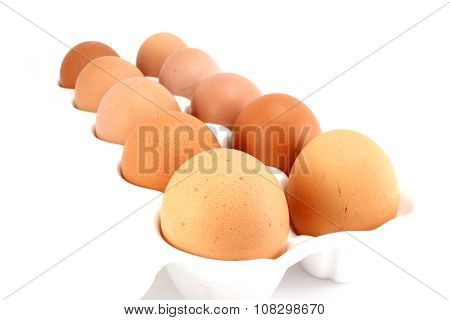 A Certain Amount Of Brown Eggs