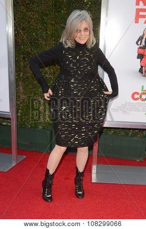 LOS ANGELES - NOV 12:  Diane Keaton at the
