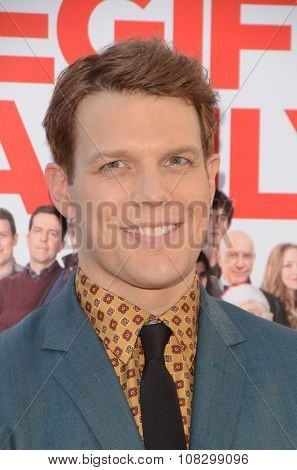 LOS ANGELES - NOV 12:  Jake Lacy at the