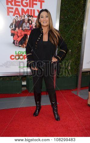LOS ANGELES - NOV 12:  Tia Carrere at the