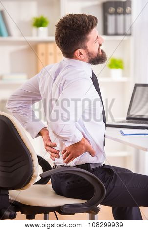Disease In The Office