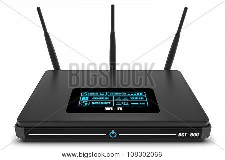 Internet Router