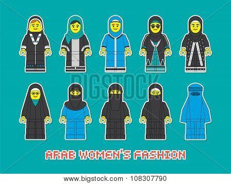 Arab Women's Fashion