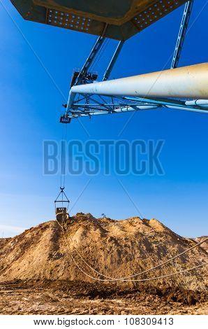 Big Dipper Dragline Excavator