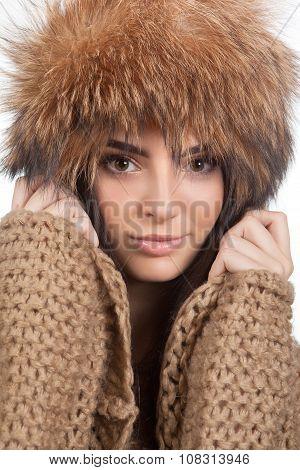 Winter Portrait.