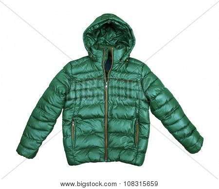 Jacket isolated on white background