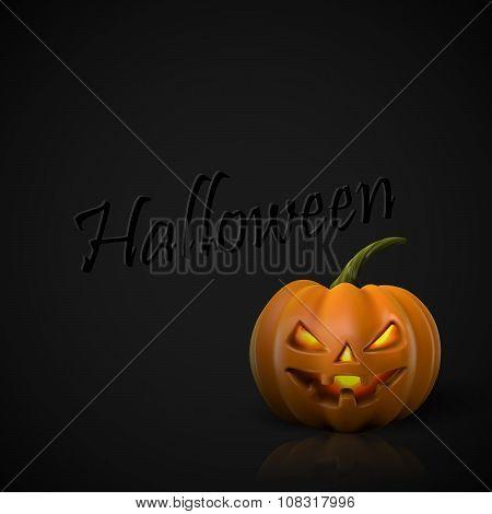 alloween Pumpkin Jack Lantern.