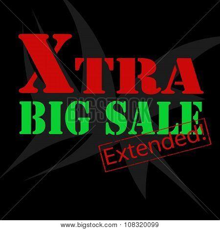 Extra Big Sale