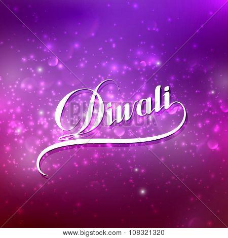 Diwali. Holiday Vector