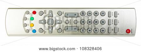 Tv Remote Control Isolated