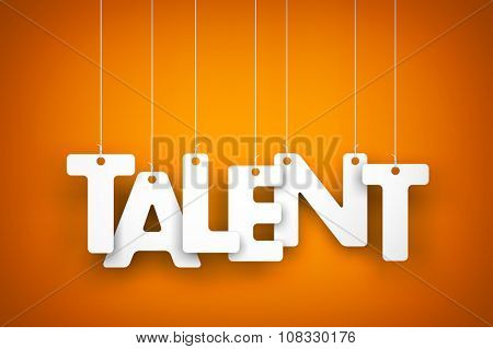 Talent - background