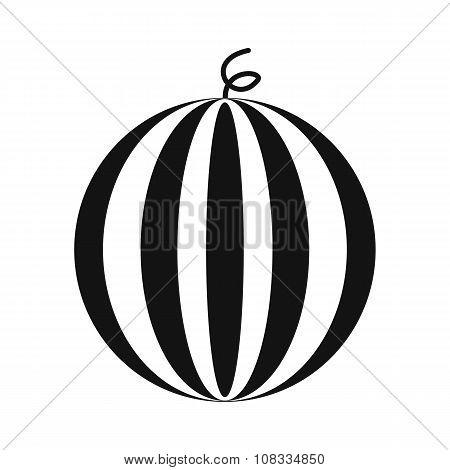 Watermelon simple icon