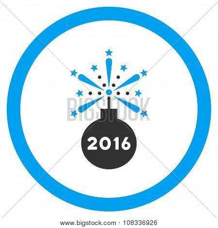 2016 Fireworks Detonator Icon
