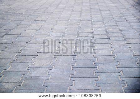 Paving slabs background