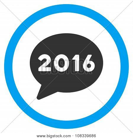 2016 Message Icon