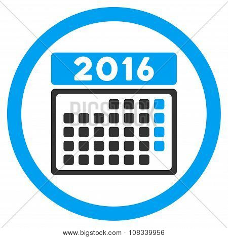 2016 Month Appointment Icon