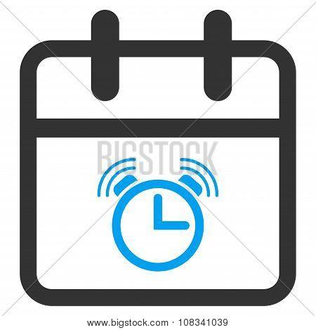 Alarm Day Icon