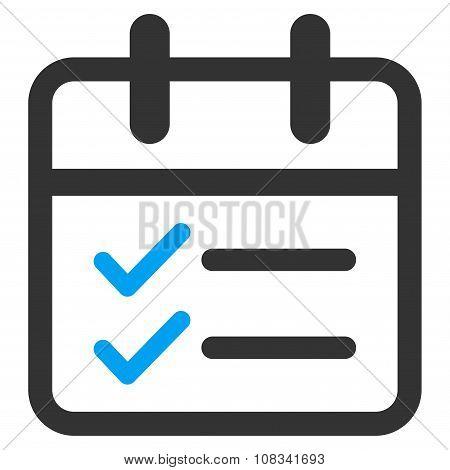 Date Tasks Icon