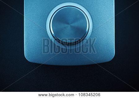 Techno Wheel In Blue