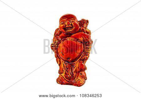 Budai Hotei Netsukes