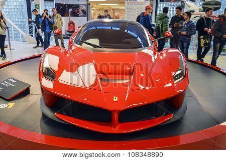 Ferrari, museum, Italy,