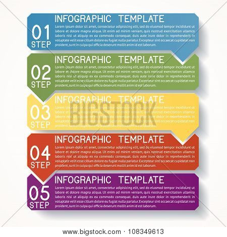 Business Template Five Steps