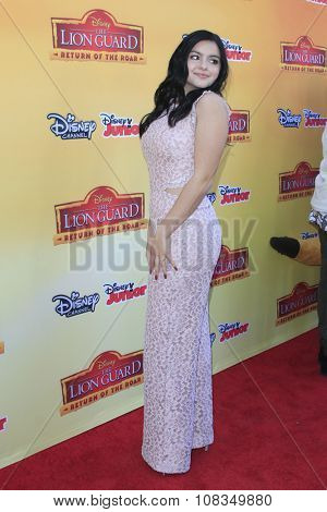 LOS ANGELES - NOV 14:  Ariel Winter at the