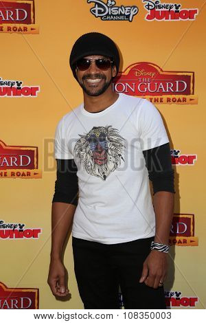 LOS ANGELES - NOV 14:  Khary Payton at the