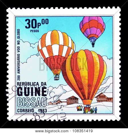 Guinea Bissau 1983