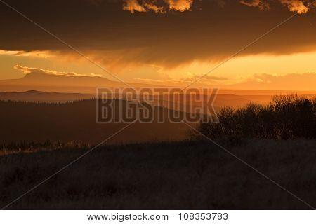 Cypress Hills Alberta Saskatchewan