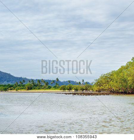 Beautiful Thai Landscape
