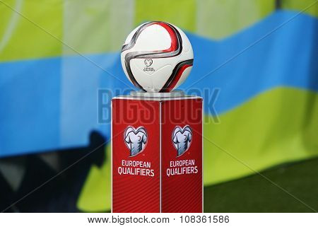 Official Uefa Euro 2016 Ball
