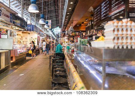 La Boqueria St. Josep, Barcelona