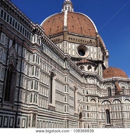 Duomo in Florence,Italy