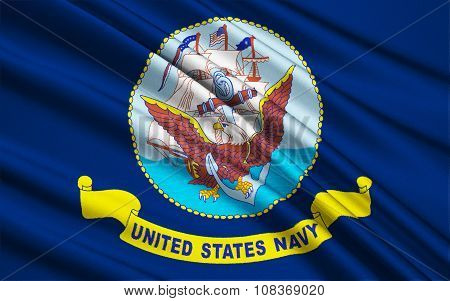 Flag Of United States Armed Forces